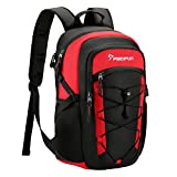 Piscifun Insulated Cooler Backpack, Leakproof Lightweight Cooler Bag,...
