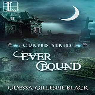 Ever Bound audiobook cover art
