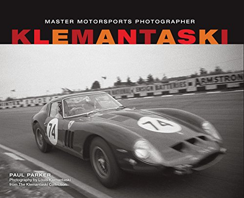 Compare Textbook Prices for Klemantaski: Master Motorsports Photographer  ISBN 0752748346444 by Parker, Paul,Klemantaski Collection