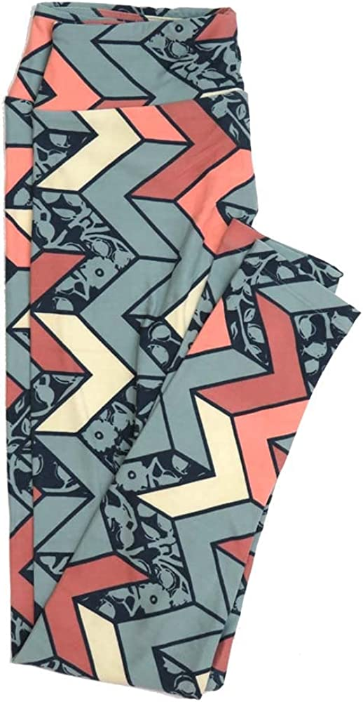 Lularoe One Size OS Floral Stripes Sof Chevrons Zig Zags depot Buttery NEW before selling
