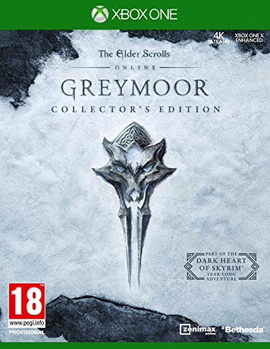 The Elder Scrolls Online: Greymoor Physical Collector's Edition Upgrade - Collector's Limited - Xbox One [Importación italiana]