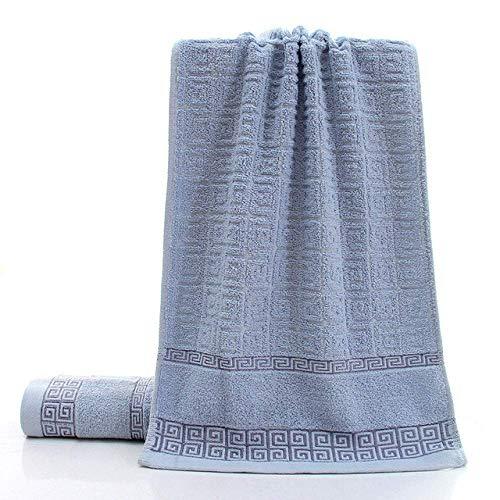 Chunjiao Handdoeken Handdoeken for volwassenen 100% katoen 70x140 cm Women Badkamer Superabsorberende Basten Towel Wikkeljurk handdoeken badkamer, bruin, 70cmx140cm Handdoeken, badhanddoeken