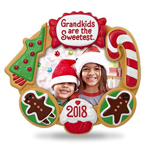 Hallmark Marco de Fotos con Texto en inglés Grandkids Are The Sweetest Year