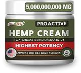 Premium Cream with Arnica, MSM, Emu...