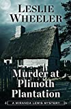Murder at Plimoth Plantation