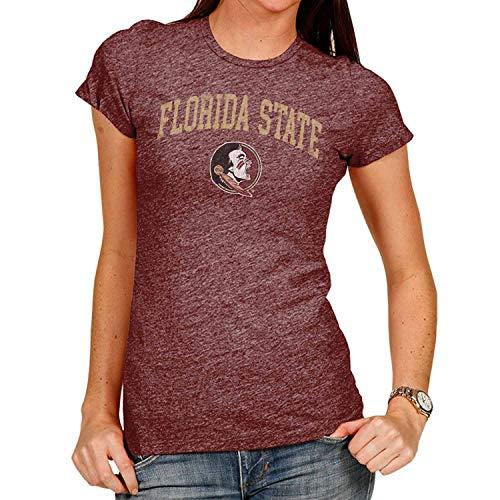 Original Retro Brand University Women#039s TShirt Florida State Seminoles  Maroon Womens Medium