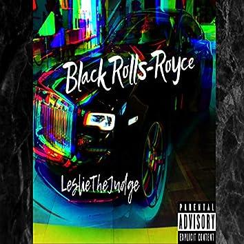 Black Rolls-Royce