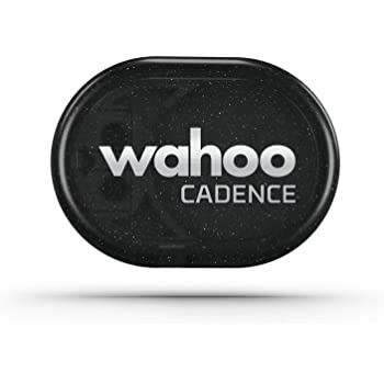 Wahoo RPM Cycling Cadence Sensor, Bluetooth/ANT+