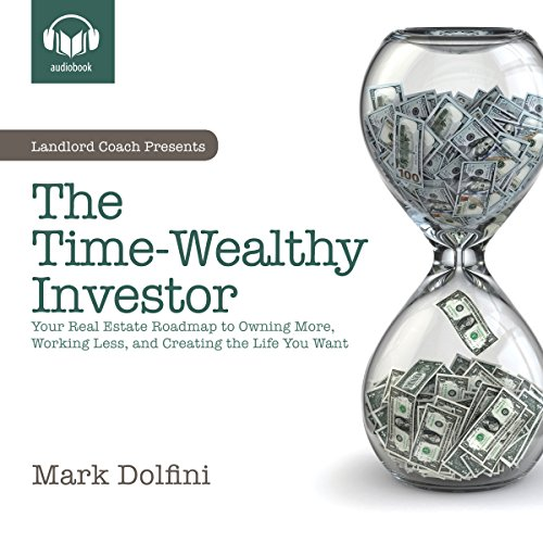 The Time-Wealthy Investor audiobook cover art