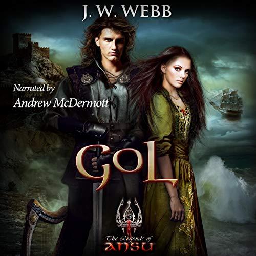 Gol Audiobook By J.W. Webb cover art
