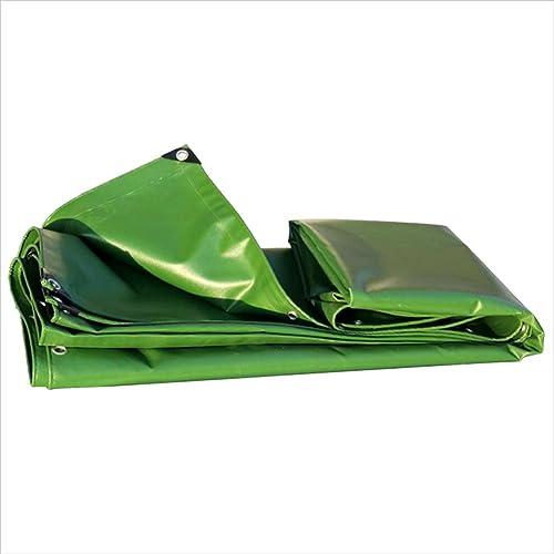 SGMYMX Bache Bache en PE imperméable Bleu bache de Haute qualité canopée Camping en Plein air Bache imperméable (Couleur   vert, Taille   3 x 5m)