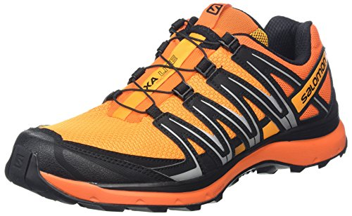 Salomon XA lite, Zapatillas de Trail Running para Hombre, Amarillo (Bright Marigold/Scarlet Ibis/Black 000), 42 2/3 EU