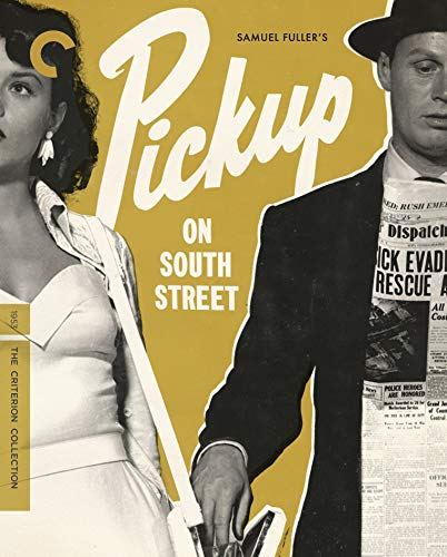 Pickup on South Street (The Criterion Collection) [Blu-ray]