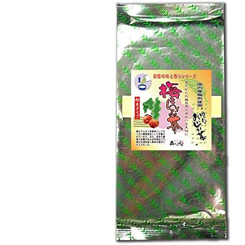 森のこかげ 梅こんぶ茶 粉末タイプ 梅こぶ 業務用 パウダー 500g