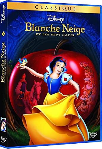 Blanche Neige et les Sept Nains [Francia] [DVD]