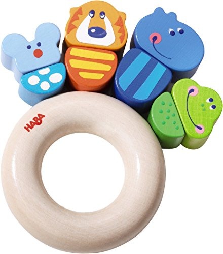 Buy Bargain HABA Jungle Caboodle Rattle
