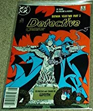 Batman Detective Comics Year Two Part 3 No. 577 Aug 1987