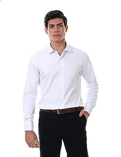 Andora Plain Long Sleeves Shirt for Men
