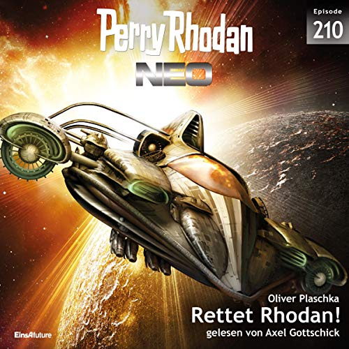 Rettet Rhodan! cover art