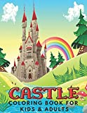 Castle Coloring Book For Kids: Coloring Activity Book for Kids & Adults, Dover Coloring Book.
