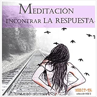 Meditacion Para En Contrar La Respuesta [Meditation for Making the Right Decisions] cover art