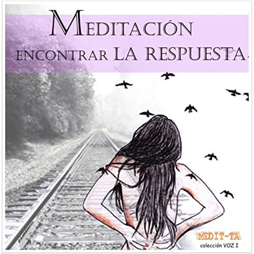 Meditacion Para En Contrar La Respuesta [Meditation for Making the Right Decisions] audiobook cover art