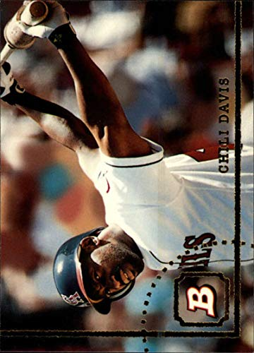 1994 Bowman #451 Chili Davis California Angels MLB Baseball Card NM-MT