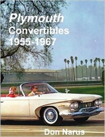 Price comparison product image Plymouth Convertibles 1957-1967 a