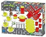 Ecoiffier 2619 - Caja 43 Accesorios Cocina (Smoby)