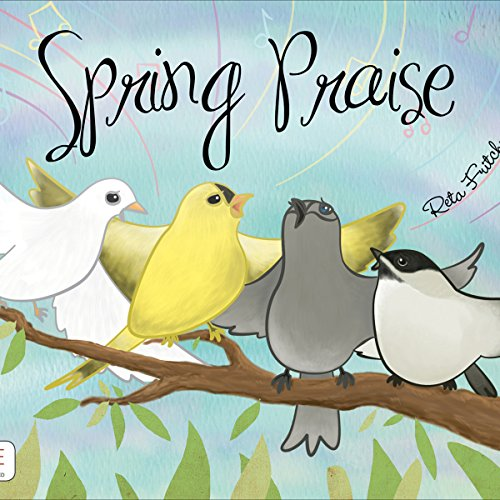 Spring Praise audiobook cover art