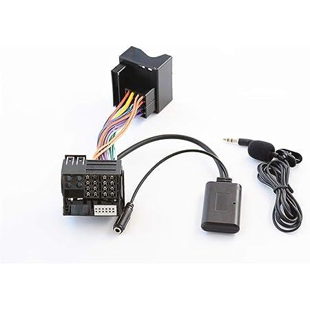 Kabelloser Bluetooth Freisprechadapter Für Peugeot 307 Elektronik