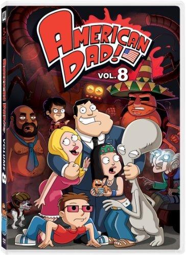 American Dad 8 [DVD] [Region 1] [NTSC]