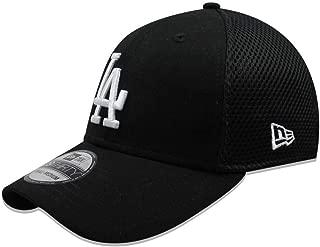 New Era Authentic Los Angeles Dodgers Black Neo 39THIRTY Flex Hat