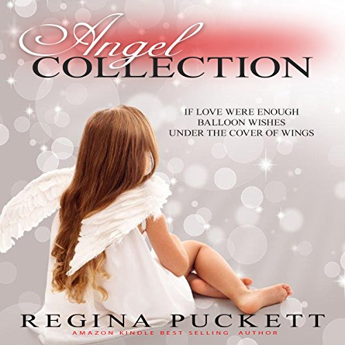 Angel Collection audiobook cover art