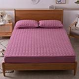 BAJIN Juego de sábanas de 100% algodón egipcio de calidad de...