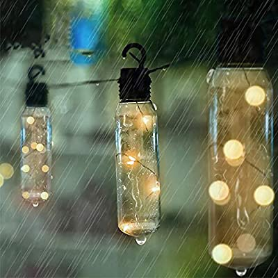 YAOAWE Outdoor String Lights Bulb UL Certification Decoration for Patio Porch Café Garden Party