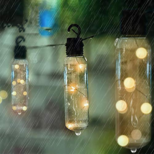 Price comparison product image YAOAWE Outdoor String Lights Bulb UL Certification Decoration for Patio Porch Café Garden Party