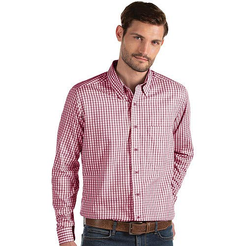 Find Cheap Antigua Men's Structure Button Down Woven Shirt