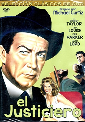 Clasicos De Oro – El Justiciero (Import Movie) (European Format – Zone 2) (2013) Robert Taylor; Fess…