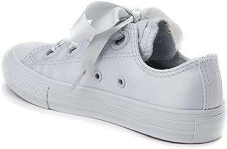Converse CTAS Big Eyelet Ox Sneaker (5 M US Big Kid)