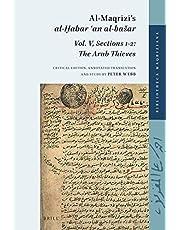 Al-maqrizi's Al-habar an Al-bašar: The Arab Thieves (Bibliotheca Maqriziana)