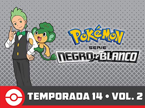 Serie Pokémon Negro y Blanco