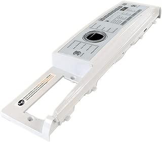 Lg AGL72949902 Washer Control Panel Genuine Original Equipment Manufacturer (OEM) Part