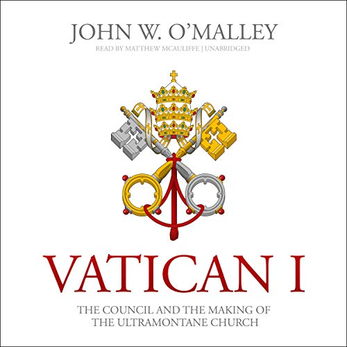 Vatican I cover art