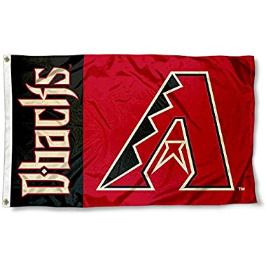 WinCraft Arizona Diamondbacks Flag 3x5 MLB Banner