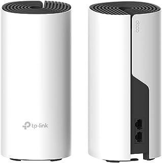 TP-Link AC1200 Deco M4 (2 Pack) - Router, Repetidor de Wi-fi, Mesh Wi-fi Smart sin Interrupción, Dual-Band hasta 260 m², 2...