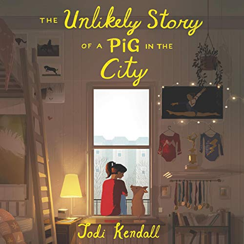 The Unlikely Story of a Pig in the City  By  cover art