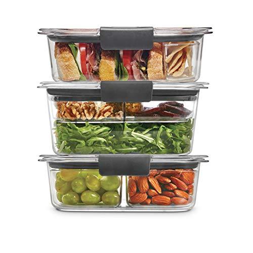 Rubbermaid Leak-Proof Brilliance 12-Piece Lunch Storage Set Only $15.13