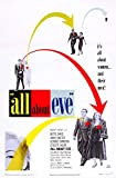 All About Eve Movie Poster Masterprint (60,96 x 91,44 cm)