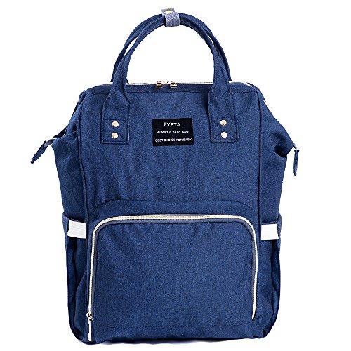 Wickeltasche Windelrucksack Tasche wechseln Wickelunterlage Stilvoll langlebig